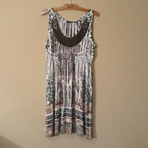 Apt 9 Beautiful Beaded Dress New Without Tags XL